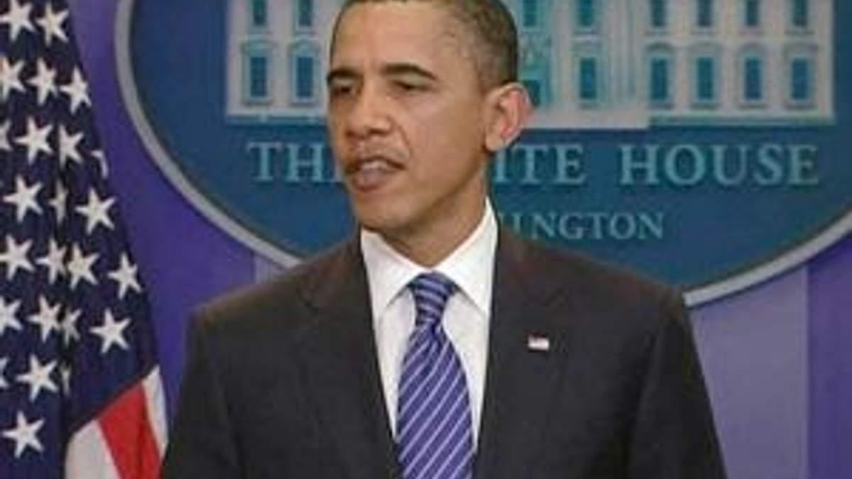 Обама нагадав Януковичу про переслідування опозиції в Україні