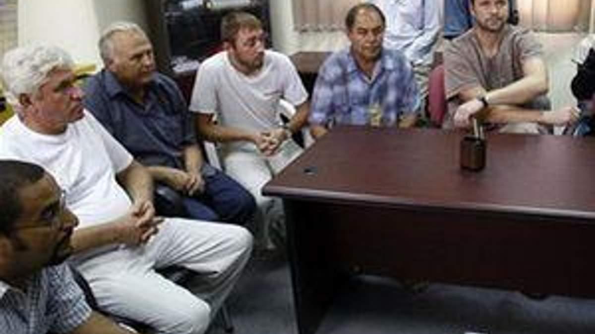 Українців у Лівії судитимуть 1 травня