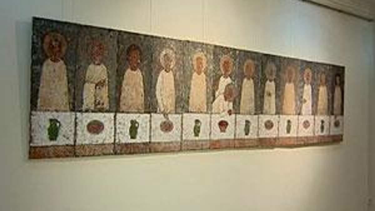 В Києві відкрилась персональна виставка живопису Володимира Луцика