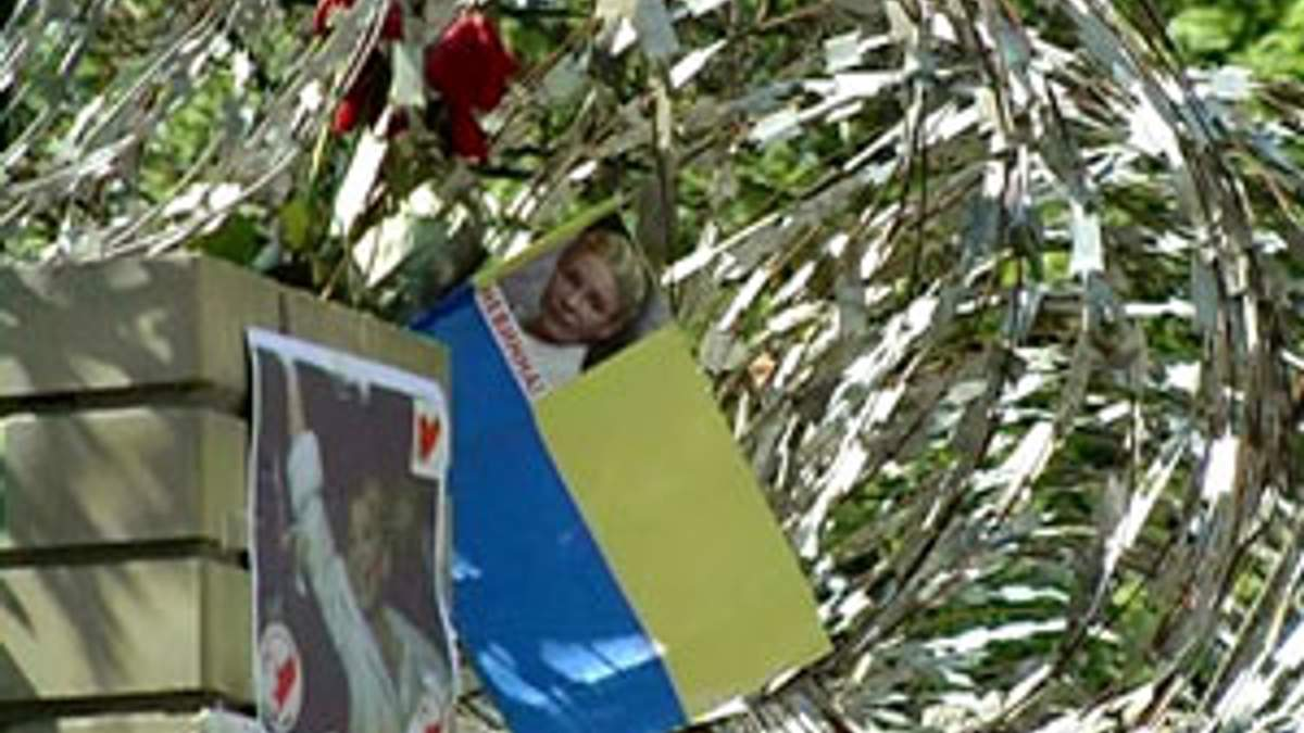 Тимошенко в колонии таки били