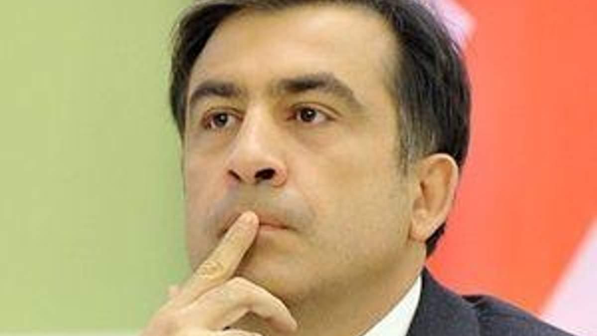 Саакашвілі піде з поста президента, якщо Росія поверне Абхазію і Південну Осетію
