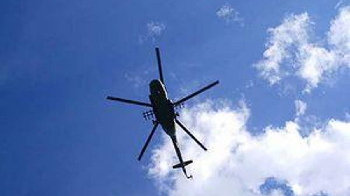 5 українців загинули внаслідок падіння вертольота в Румунії