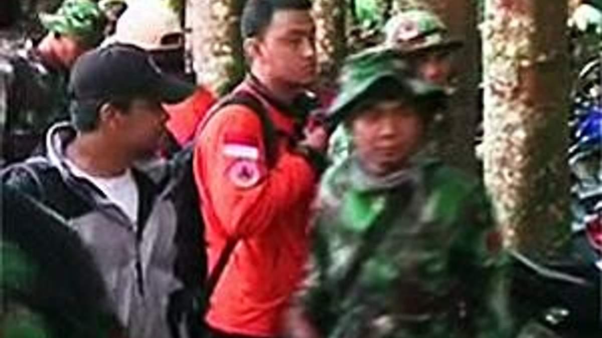 Влада: У авіакатастрофі в Індонезії не вижив ніхто
