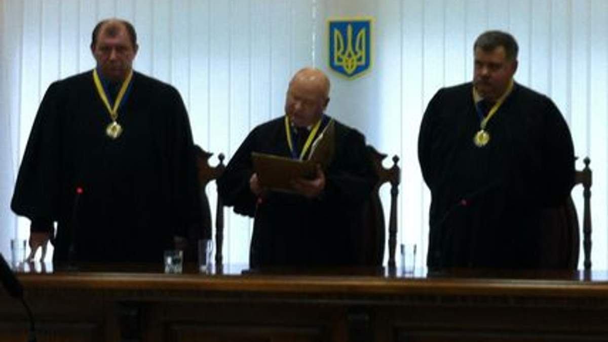 Апеляційний суд залишив в силі вирок Юрію Луценку