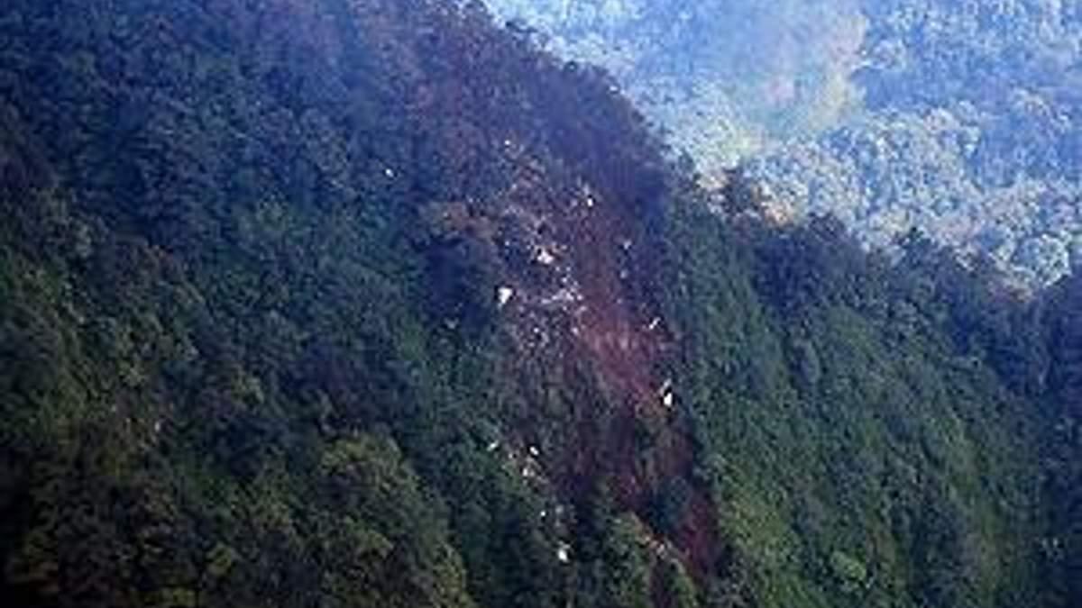 SSJ-100, який розбився в Індонезії, був резервним