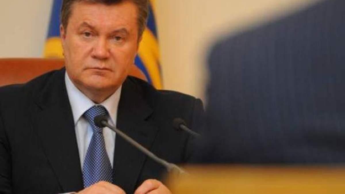 Bloomberg: Янукович вважає Тимошенко причетну до вбивства Щербаня