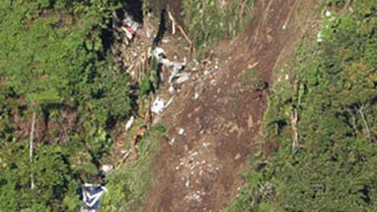 В Індонезії завершили попереднє розслідування аварії SuperJet-100