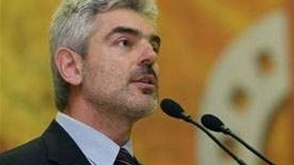НУ-НСовец сложил депутатские полномочия