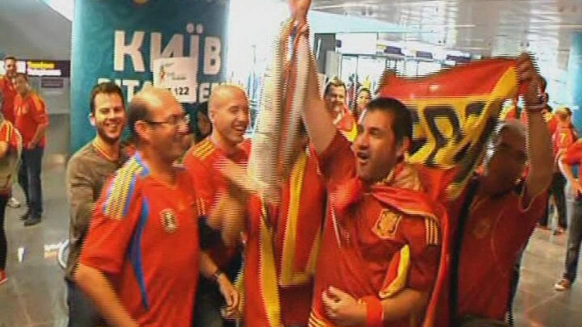 За три тижні ЄВРО-2012 український кордон перетнуло 1,8 млн іноземців