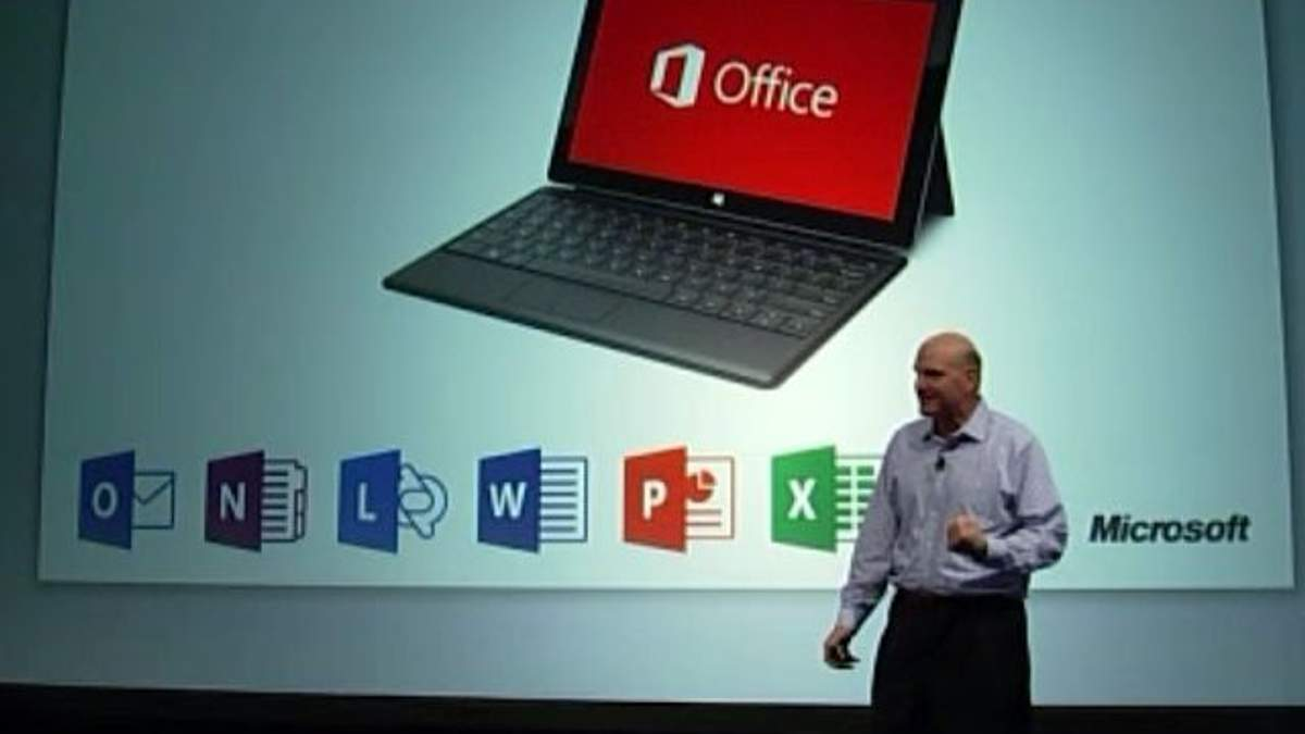 Microsoft презентувала новий Office