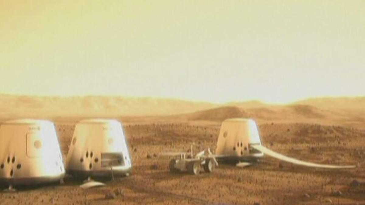 Колонизация Марса - не научная фантастика, а недалекое будущее