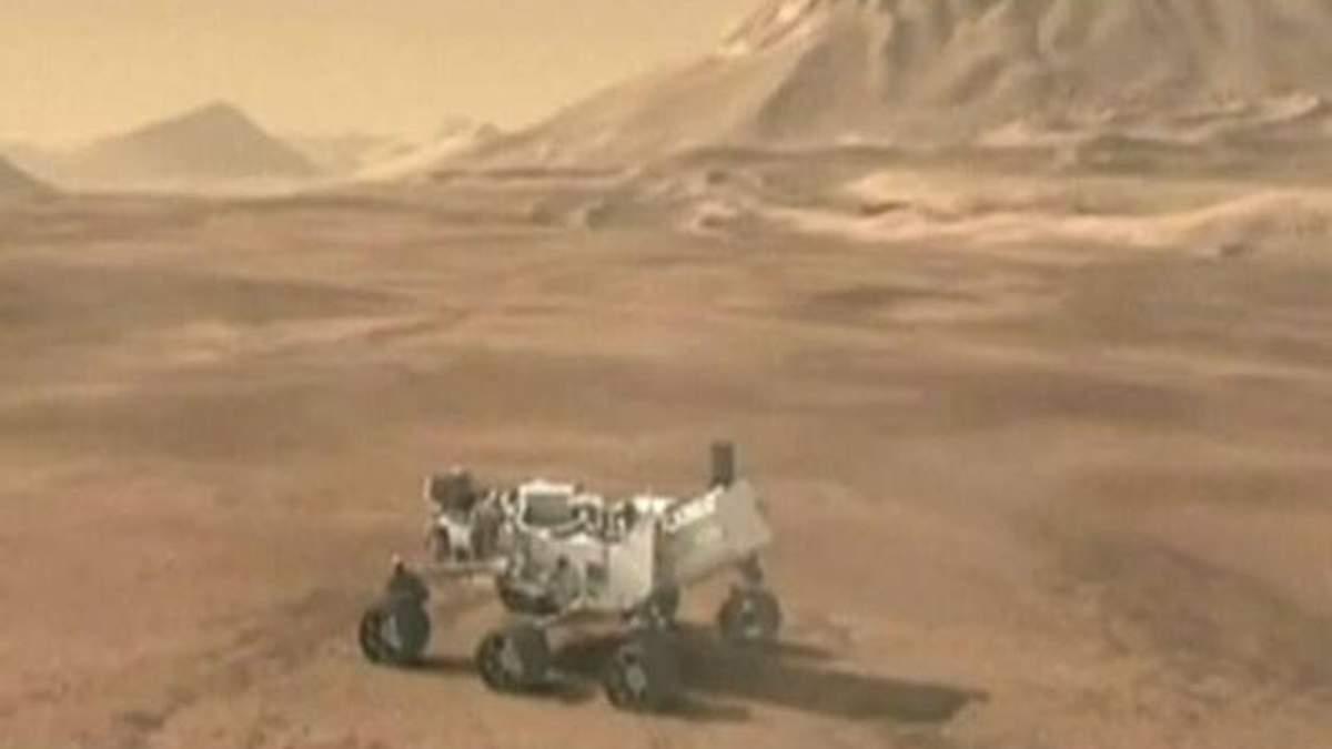 Марсоход Curiosity исследует перспективы будущей колонизации Марса