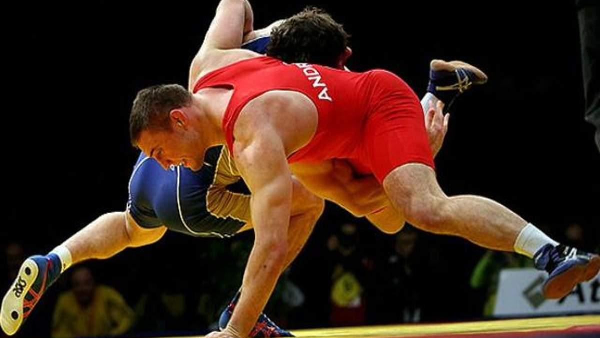 Валерий Андрийцев пробился в полуфинал Олимпиады по борьбе