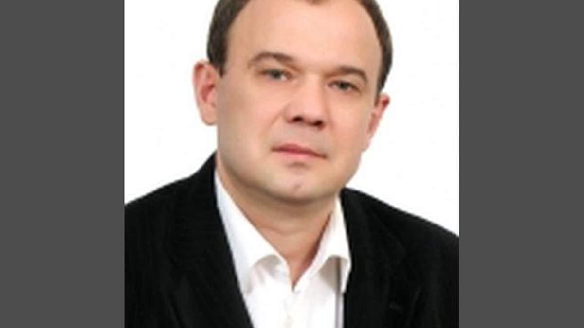 Лукань Ігор Михайлович
