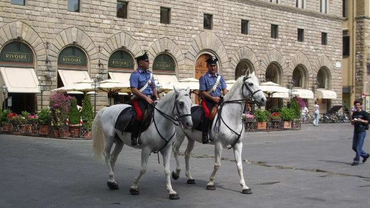 В Італії побільшало грабіжників