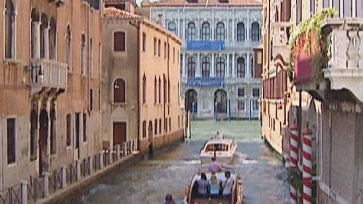 Венеція - місто романтиків