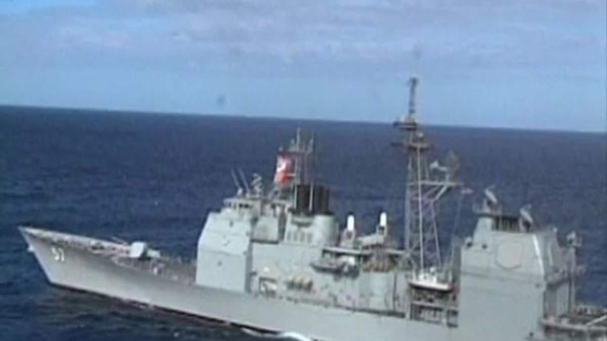 """Крейсери типу """"Тікондерога"""" - справжні королі морів"""