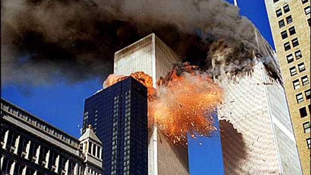 Теракт 11 вересня 2001 року