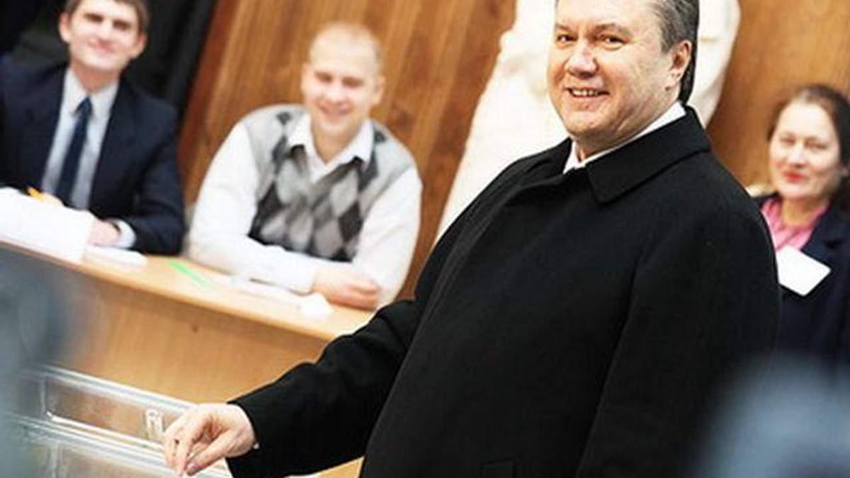 Янукович планирует массовое сокращение работников МВД и СБУ