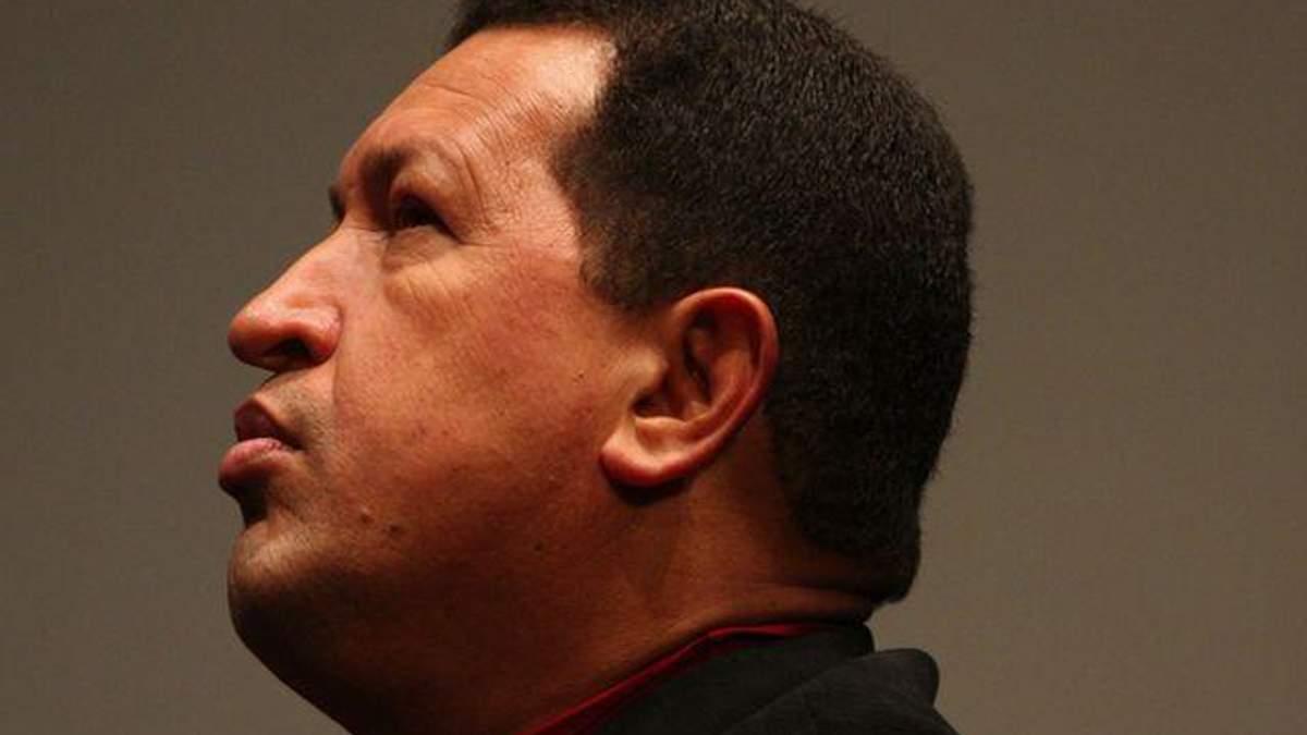 Чавес победил на выборах в Венесуэле