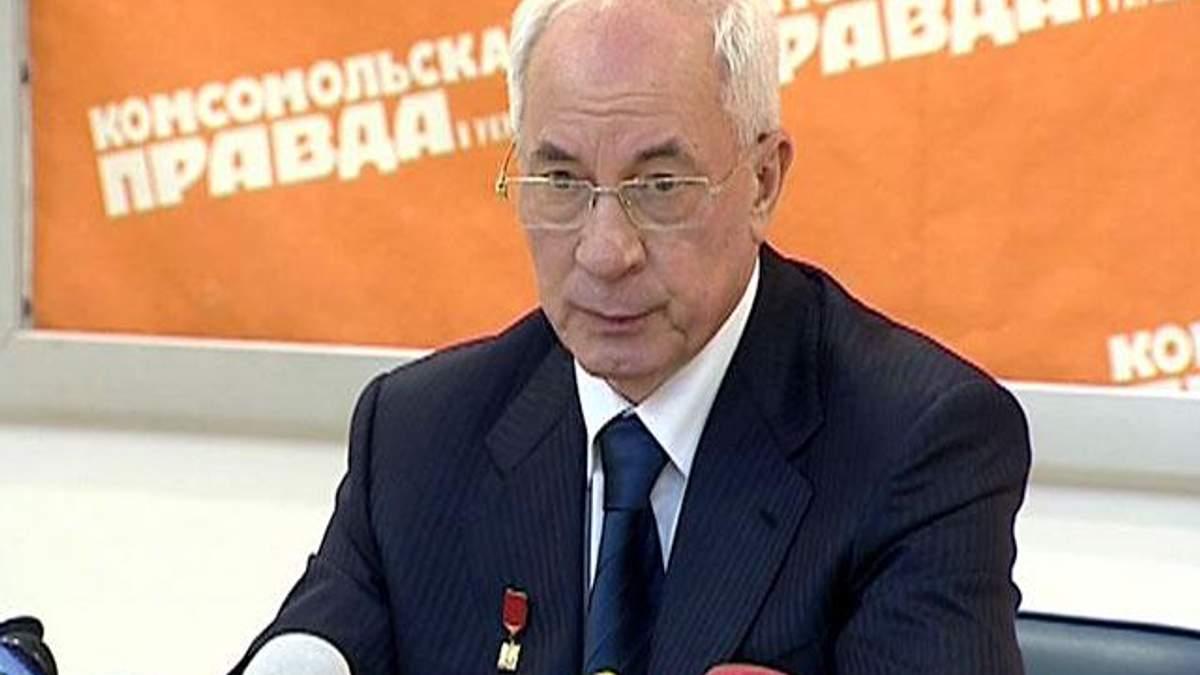 Азаров: Курс гривні після парламентських виборів залишиться стабільним