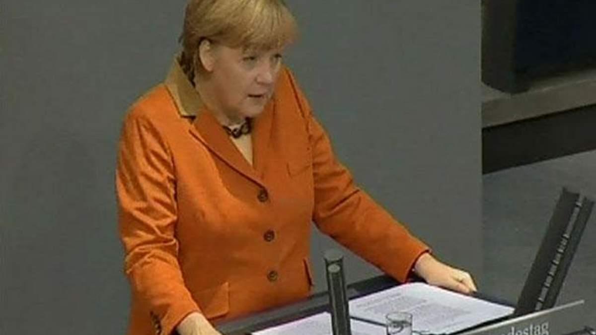 Меркель хочет для ЕС права ветировать бюджеты стран