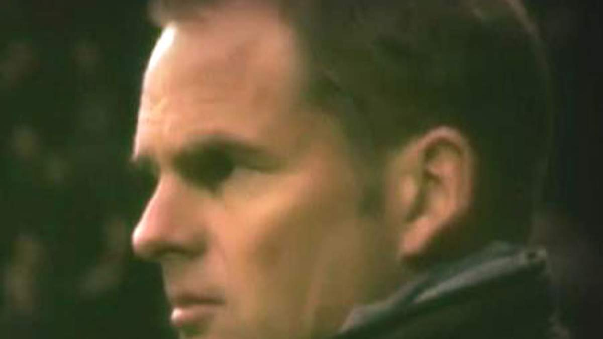 Франк де Бур - один з найкращих захисників світового футболу на тренерському шляху