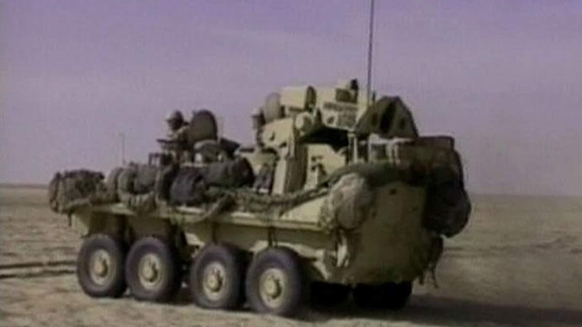 LAV-25: танк, що здобув славу на Афганській війні