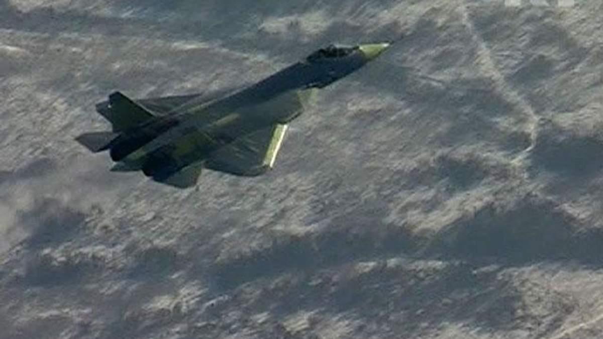 Новий винищувач Т-50 лякає надпотужністю