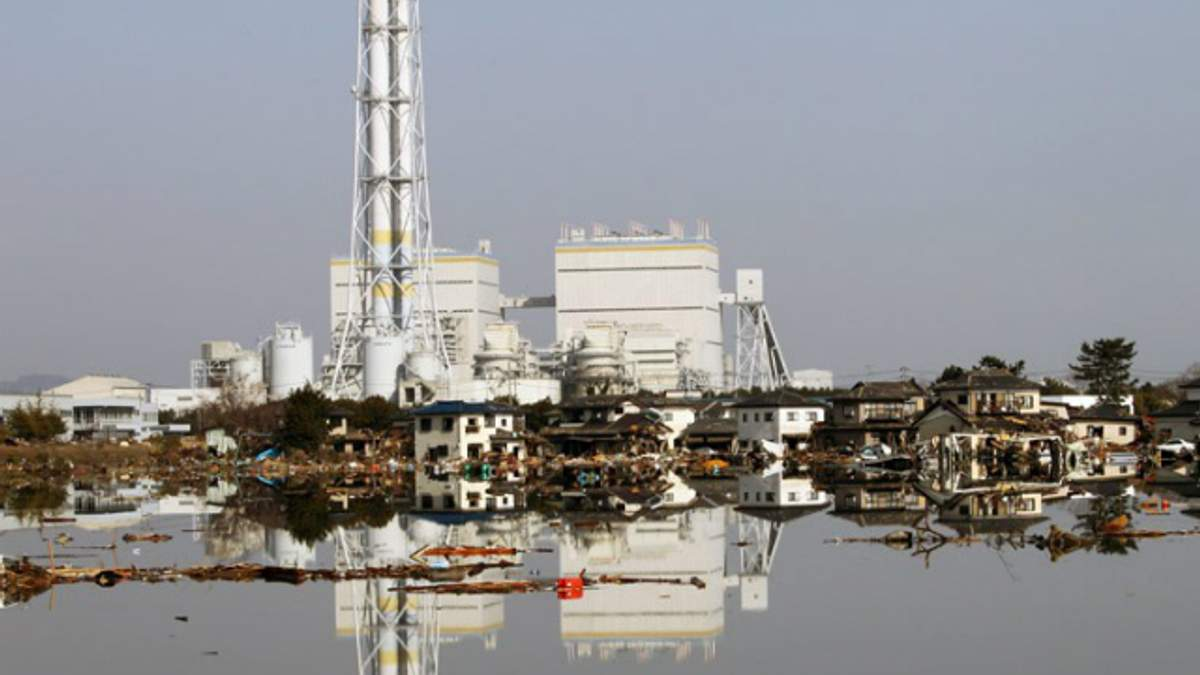 Біля узбережжя Фукусіми стався потужний землетрус