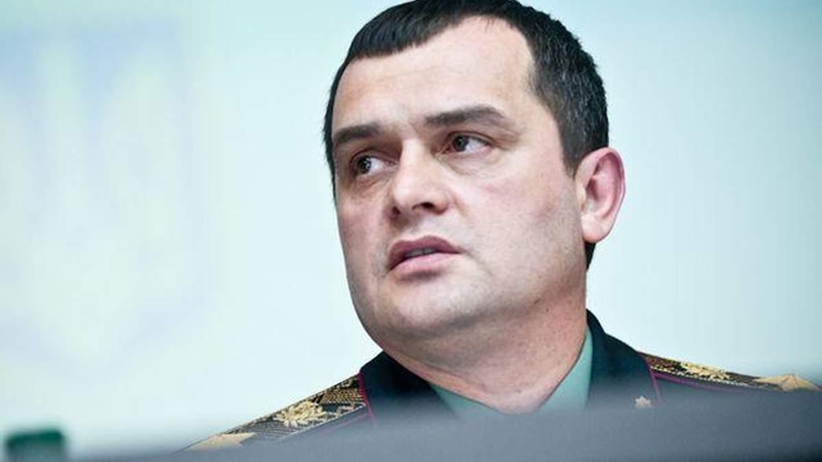 Захарченко аналізує дії Мазурка