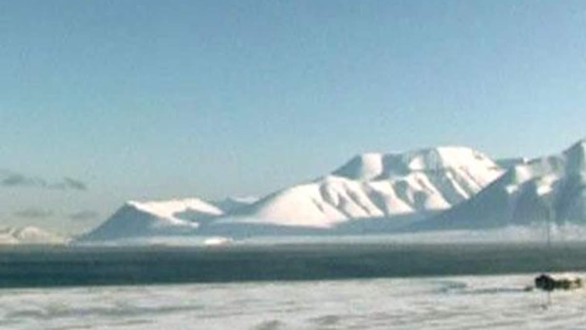 Арктика - найтихіше місце в світі