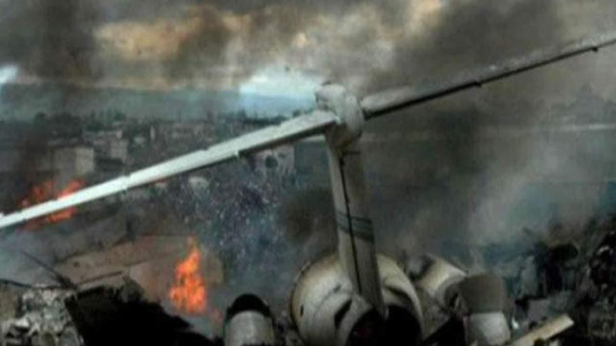 У Конго розбився вантажний літак, загинув українець