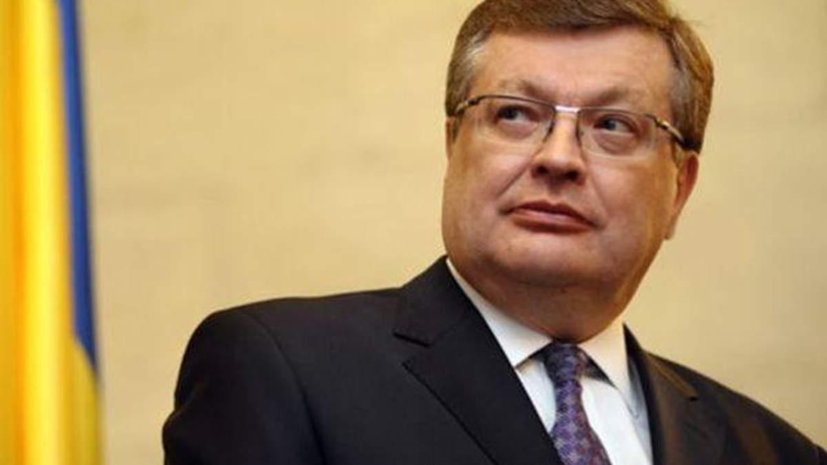 Грищенко побачив високий рівень стратегічного партнерства зі США