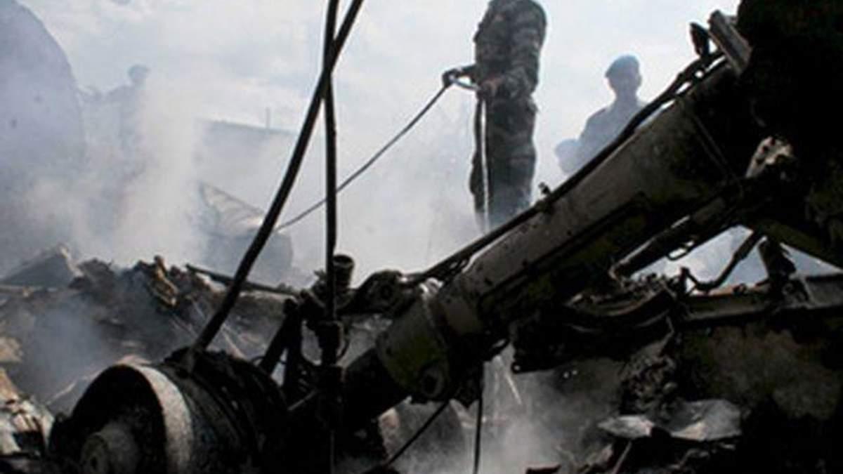На борту разбившегося в Конго, не было украинцев, - МИД