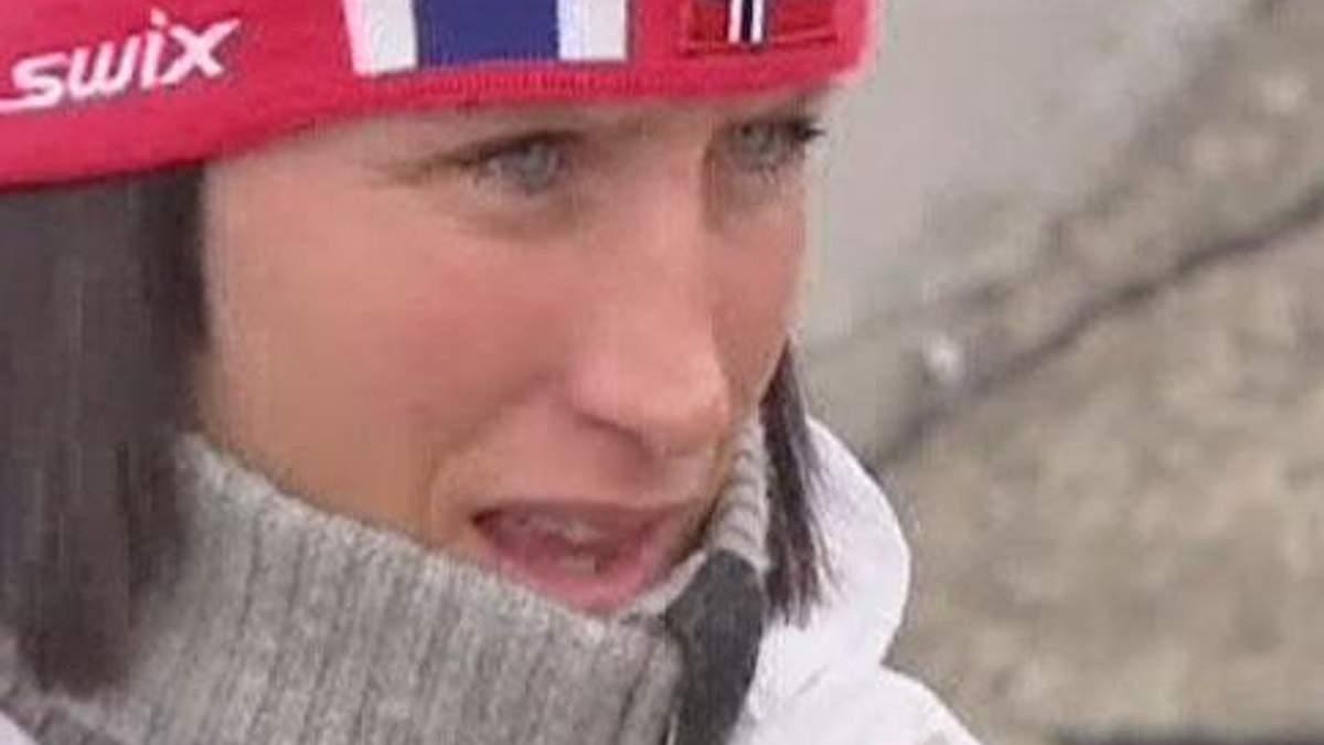"Марит Бьорген - ""снежная"" королева норвежцев"