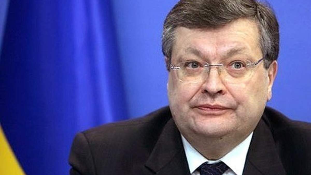 Грищенко розповів про наміри України під час головування в ОБСЄ
