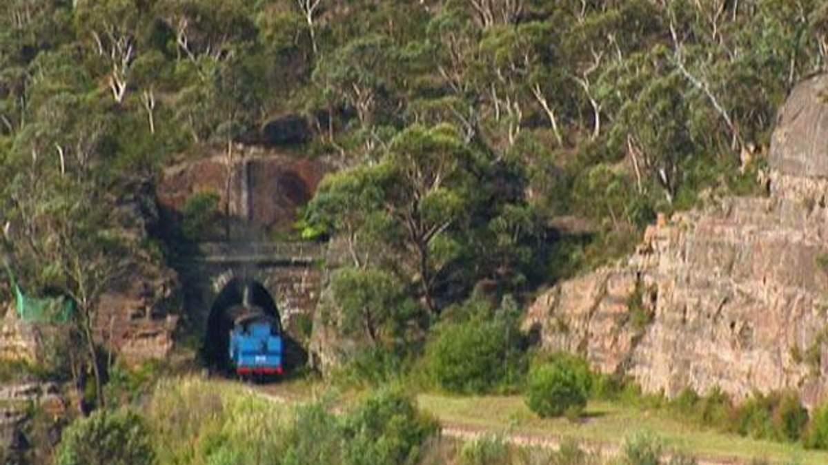 Блакитні гори - туристична родзинка Австралії