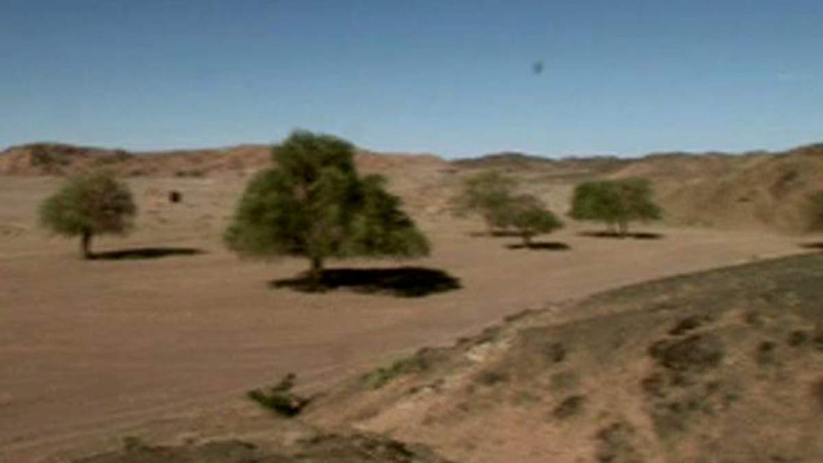 Гобі - найменш вивчена пустеля світу