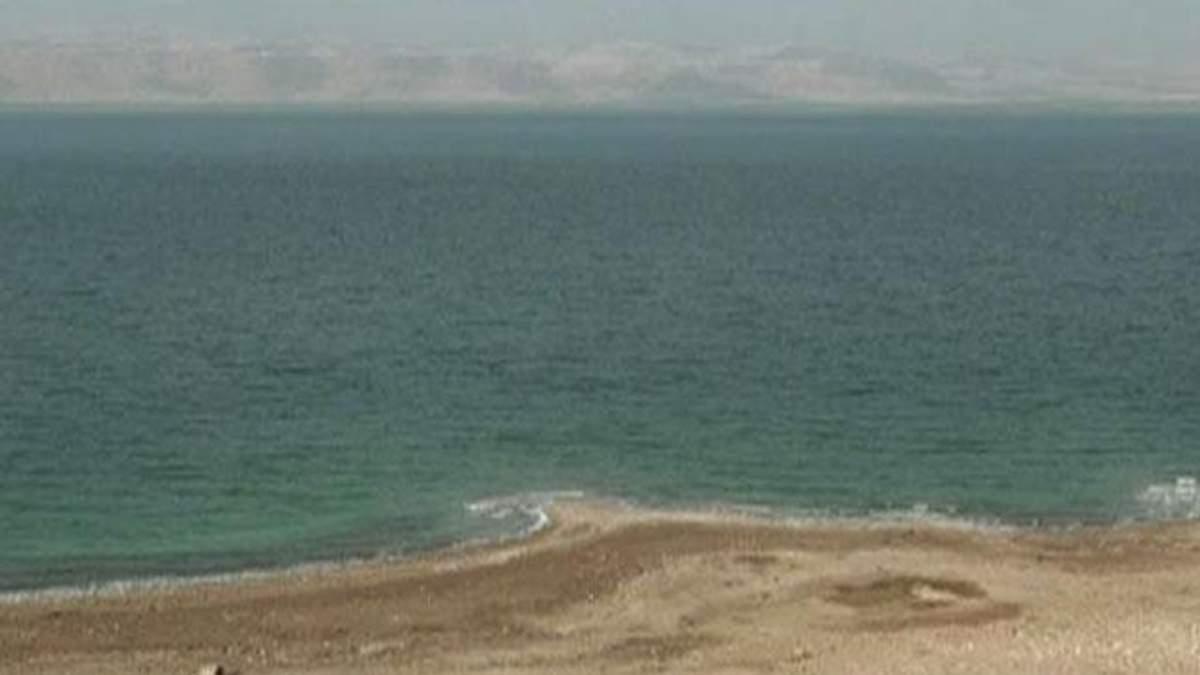 Мертве море - найбільш цілюще море в світі