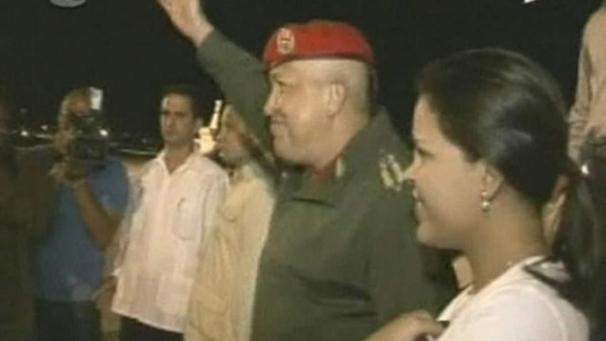 Состояние здоровья Уго Чавеса ухудшается