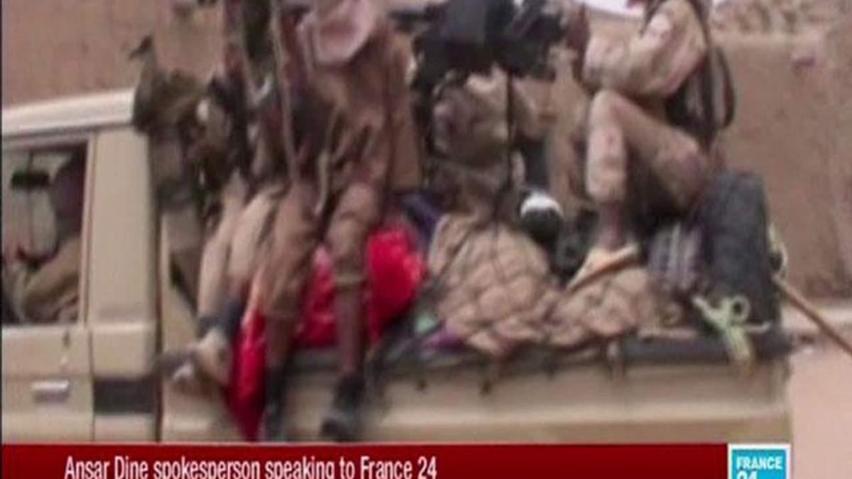 Исламисты: Французский спецагент жив