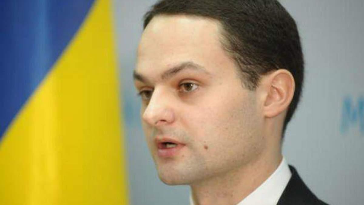Дикусарова обрали прес-секретарем Грищенка