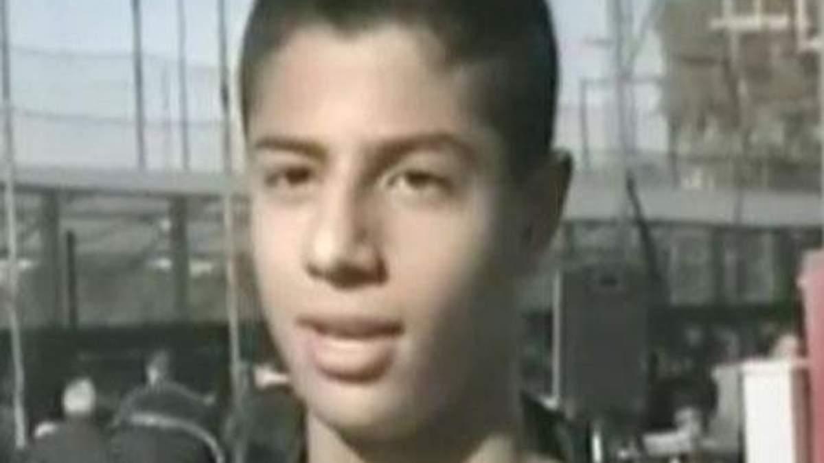 15-річний Хасім Мастур: Я роблю те, чого не можуть ровесники