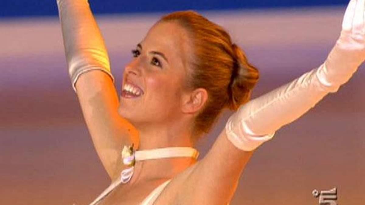 Каролина Костнер - лучшая фигуристка мира