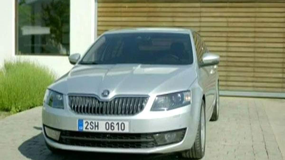 Skoda Octavia третього покоління - масовий автомобіль із новим дизайном