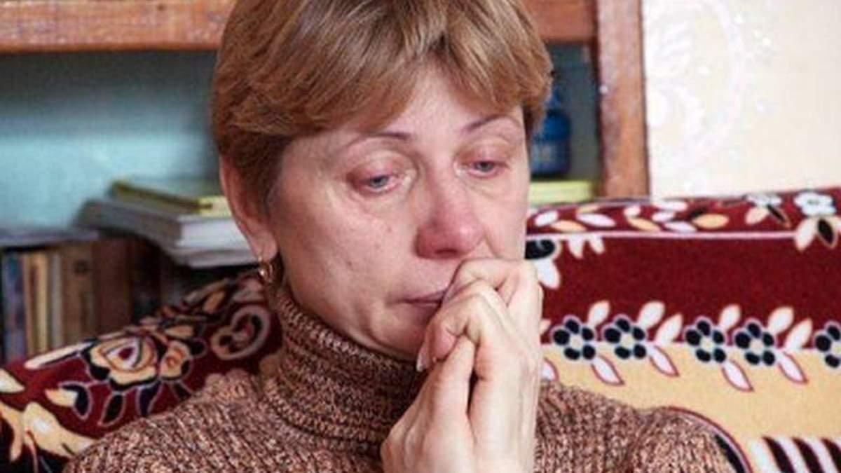 Матір розстріляного за теракт у Мінську назвали людиною року
