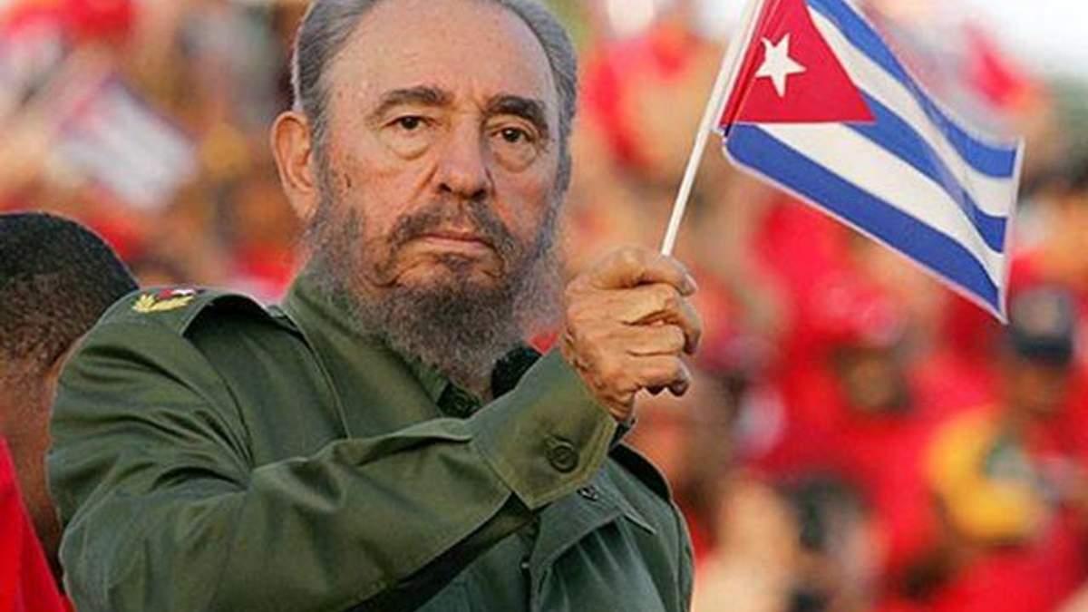 Народ Куби втратив найкращого друга в історії, – Фідель Кастро