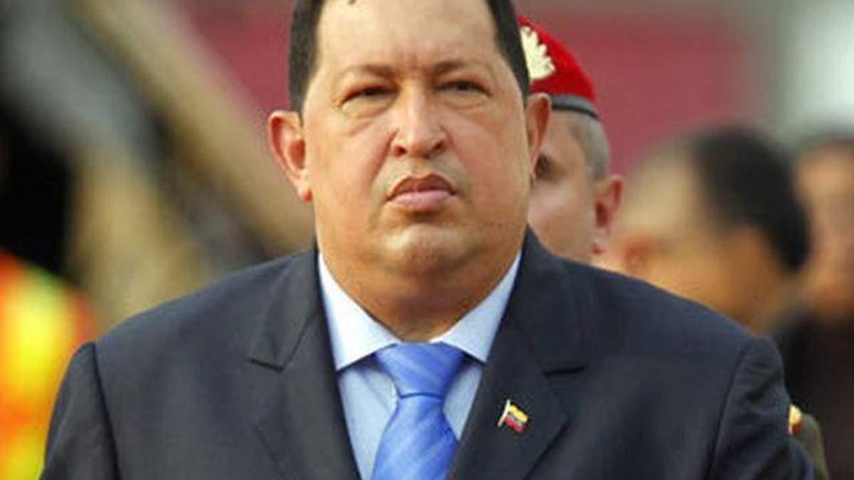 Чавеса заразили раком, - влада Венесуели
