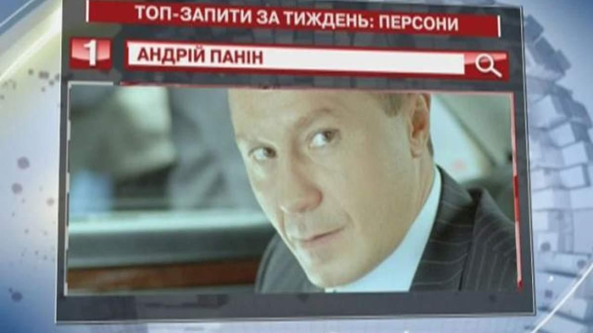 Покойный актер Андрей Панин - самая популярная персона в Google